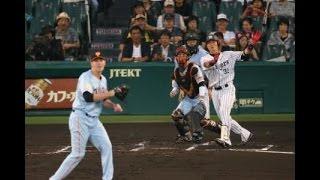 説明 戦評 7月22日(水)阪神 vs. 巨人 17回戦 阪神は初回、2死満塁の好...