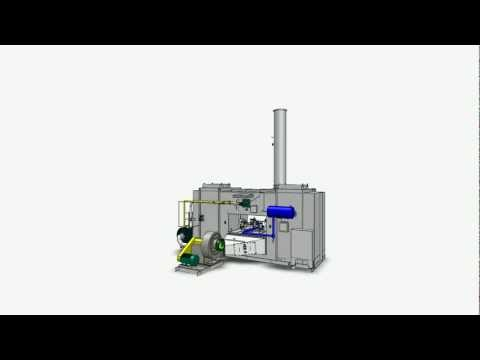 VOC Emission Control - Air Oxidizer - Regenerative Thermal Oxidizer (RTO)