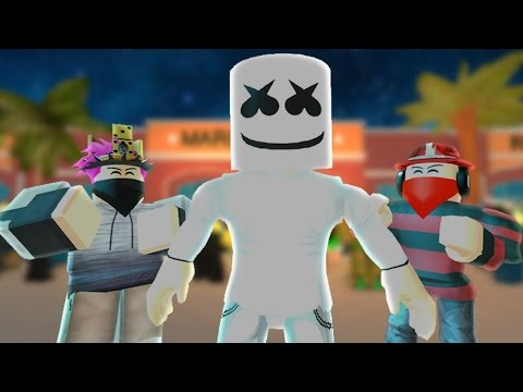 ROBLOX BULLY STORY - Alone (Marshmello) Mp3