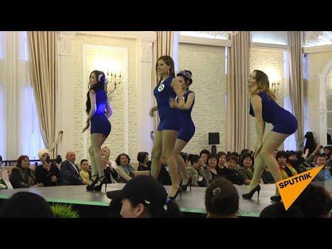 "Как выбирали ""Мисс Бишкек - 2018"""