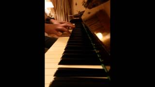 The Smiths- Girlfriend In a Coma - Piano Cover