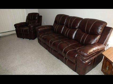 Reclining Sofa And Chair Review