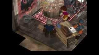 Final Fantasy VII - Secret 'Door' in Mideel