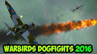WarBirds Dogfights 2016 - First Impressions Gameplay HD