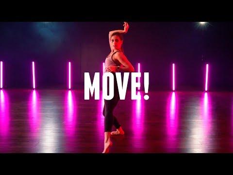 Move! By NIKI - Erica Klein Choreography