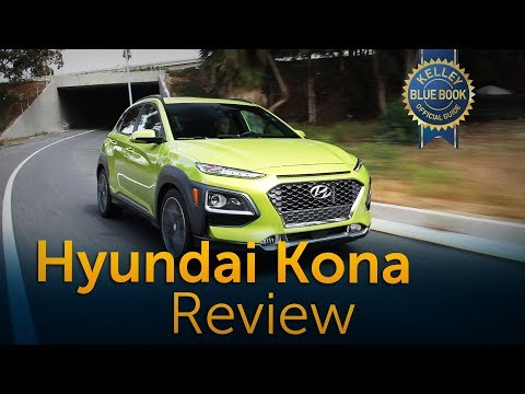 2018 Hyundai Kona - Review & Road Test