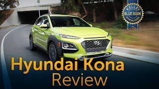 2018 Hyundai Kona Review Road Test