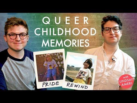 We Were Super Gay Kids «PRIDE REWIND TAG»