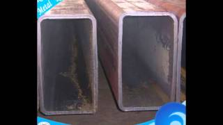 WELDED HOLLOW RECTANGULAR STEEL TUBE,MS WELDED SQUARE CARBON STEEL PIPE PRICE LIST,MACHINE WELDED CA