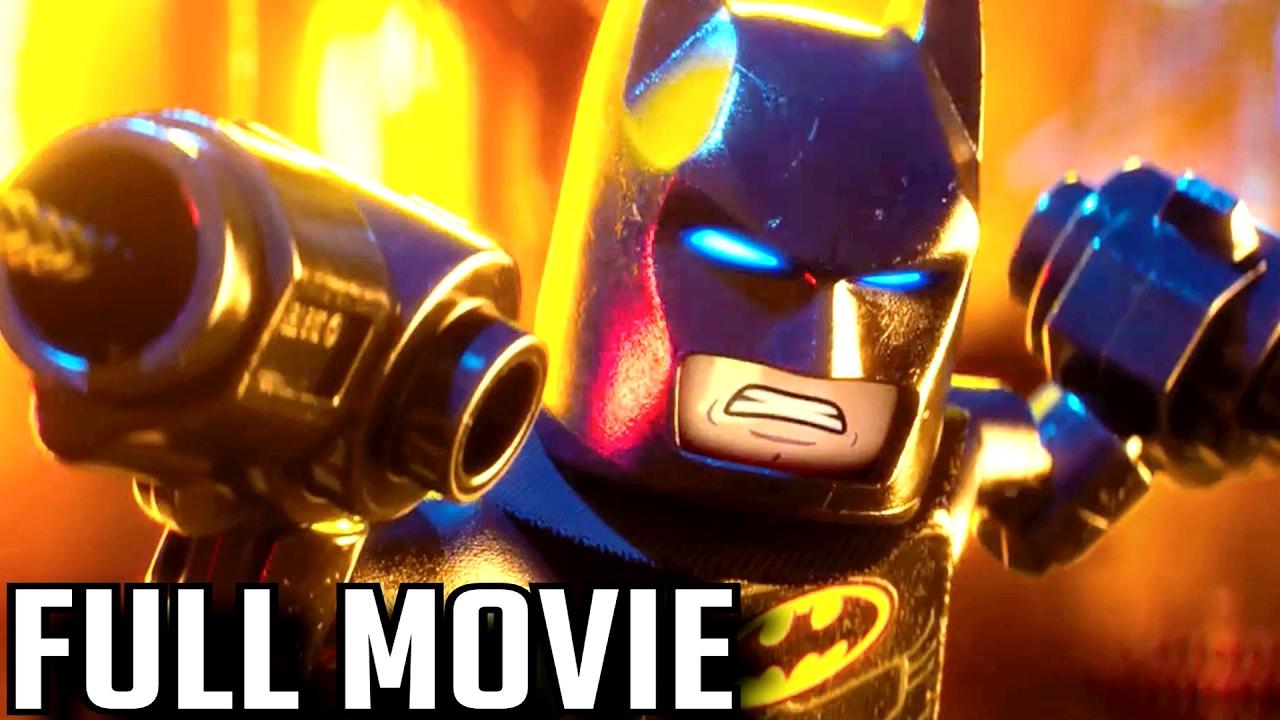 Download The LEGO Batman Movie - All Cutscenes Full Movie HD