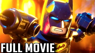 The LEGO Batman Movie - All Cutscenes Full Movie HD