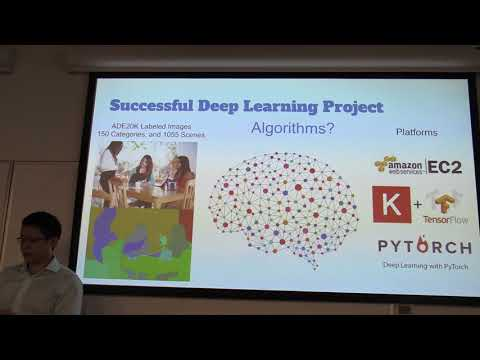 Deep Learning for Geology