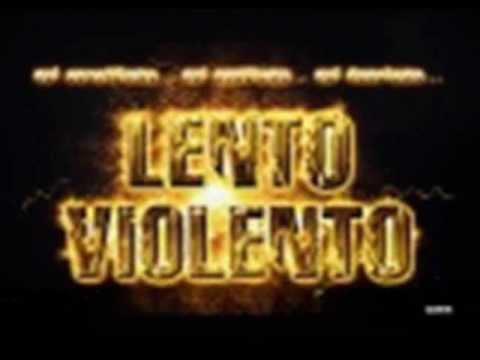 Dj Blue - Lento Violento mix