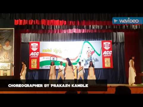 ABCD2 - Vande Mataram dream dance academy in bgm choreographer by Prakash kamble