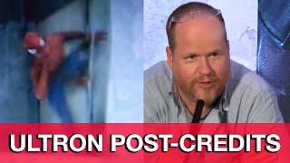 Joss Whedon Confirms Fake Avengers Age of Ultron Post-Credits Scene