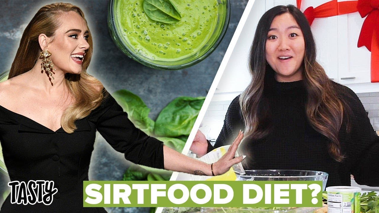 I Tried Adele's Sirtfood Diet for 14 Days • Tasty
