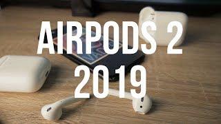 Обзор Apple AirPods 2 2019 | Сравнение с 1. Сайты Обзоров Apple