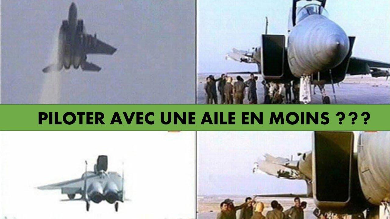Download VOLER AVEC UNE AILE SEULEMENT? L'INCROYABLE F15. ANALYSE AVEC UN PILOTE DE CHASSE