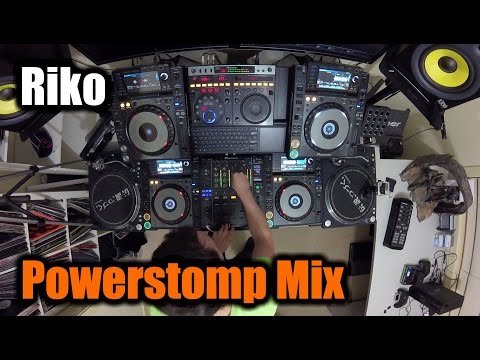 DJ Cotts - Riko Powerstomp Album Mix