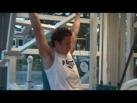 Martijn fitness