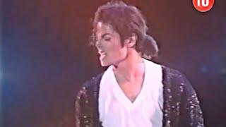 Michael Jackson — Billie Jean | Live in Tunis, 1996 (60fps Enhanced)