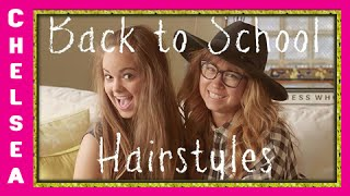 Back to School Hairstyles! Thumbnail