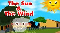 Class 3 | The Sun and The Wind | English | Marathi Medium | Maharashtra State Board | Home Revise