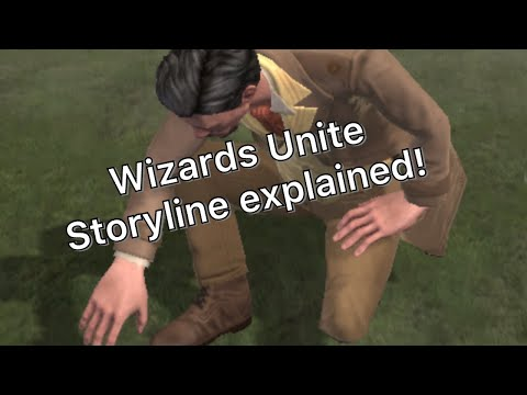 Wizards Unite Story- Part One- All the back story you need to know! |