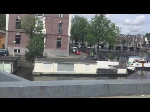 Amsterdam, capital of Netherlands