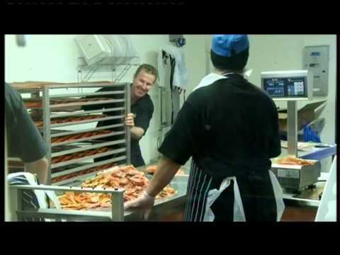 James Nesbitt visits Connemara Smokehouse on Irelands West Coast