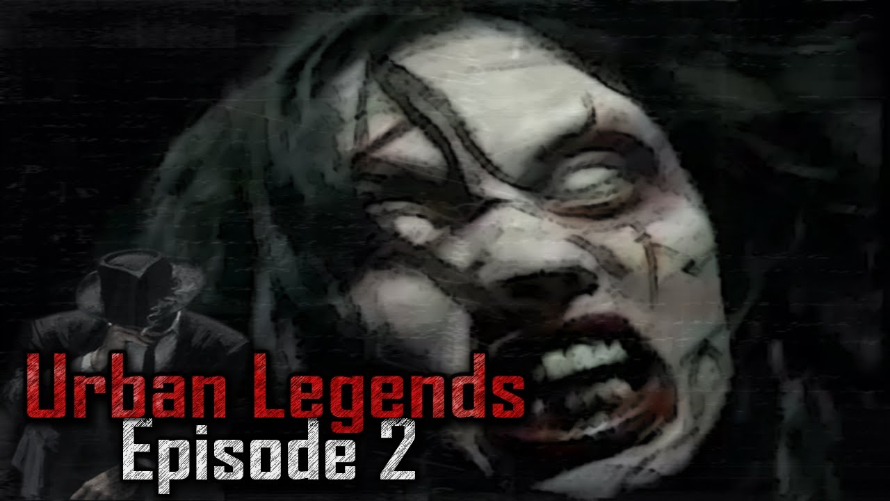 Urban Legends - Bloody Mary - YouTube