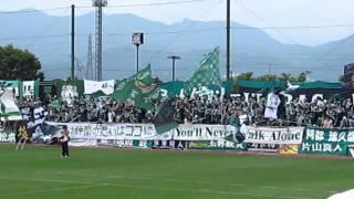 2011.7.3 2011年JFL後期第1節 AC長野パルセイロ vs 松本山雅FC@南長野 ...