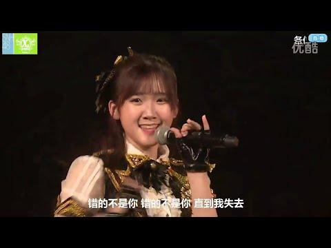20160417 SNH48 一周年特别纪念公演 《对不起 我的宝贝》 ( 谢天依, 王晓佳, 汪佳翎, 张嘉予)