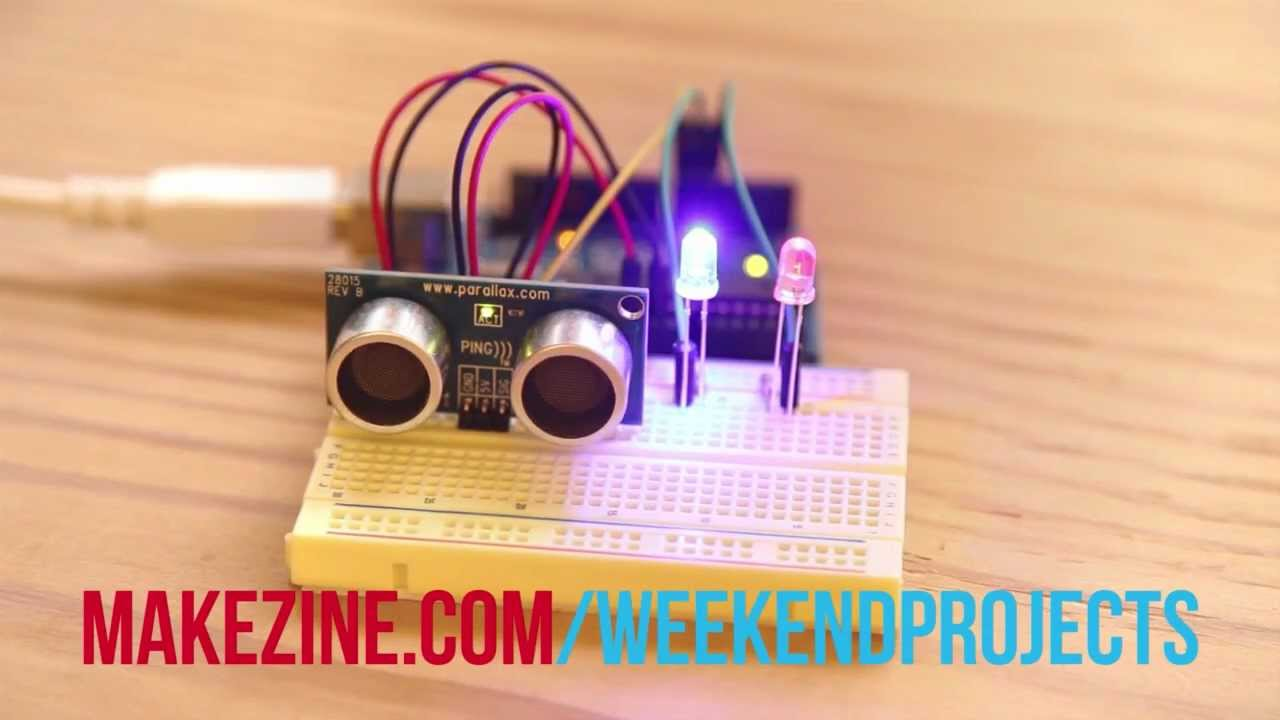 Weekend Projects - Hot/Cold LEDs - YouTube