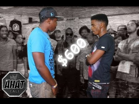 $600 Rap Battle | Young B the Future vs Billy Boondocks | AHAT