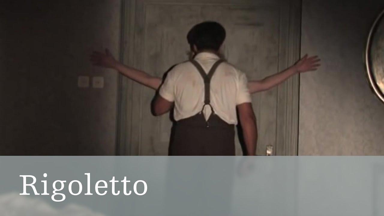 Rigoletto Probentrailer Volksoper Wien Youtube