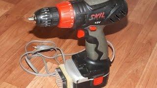AC adapter screwdriver