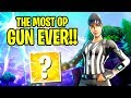 MOST OVERPOWERED GUN IN FORTNITE HISTORY....