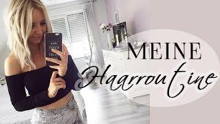 NEUE HAARROUTINE ♡ - Beste Produkte für die Haare ! (Haarpflege Routine 2016)