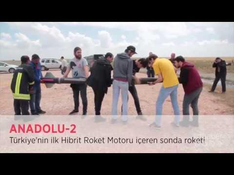 İTÜ Pars Takımı, Türkiye'nin ilk Hibrit Roket Motoru içeren roketini geliştirdi