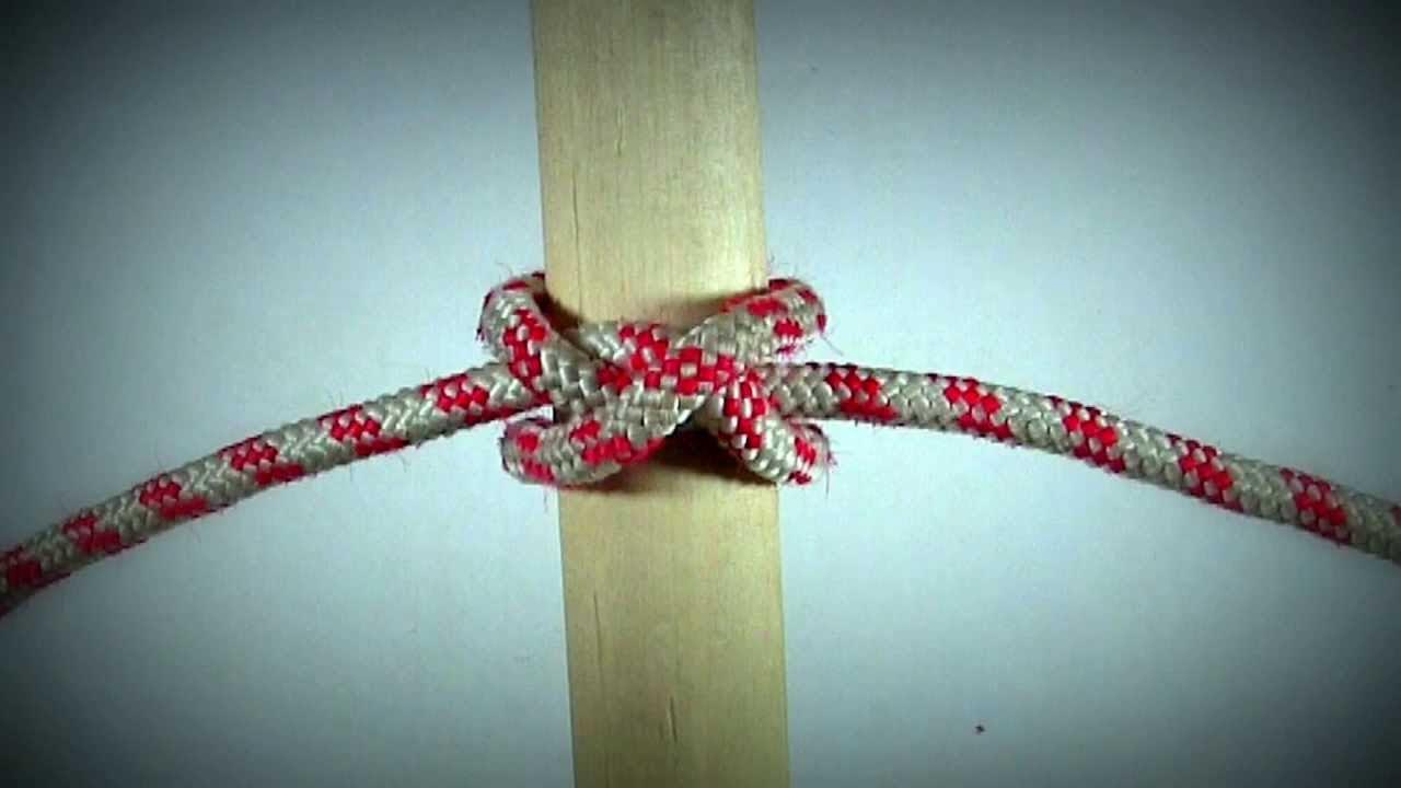 схема вязание веревок на шведской стенке