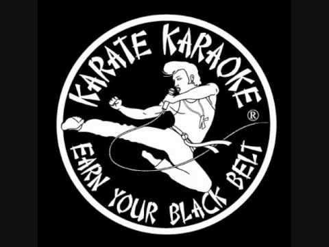 Karate Karaoke Show #1.wmv