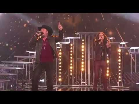 Carly Rose Sonenclar and Tate Stevens - The Climb (The X-Factor USA 2012) [Final]