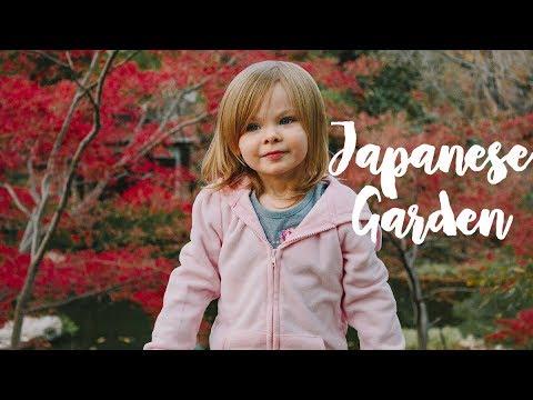 Vlogmas Day 1 - Japanese Gardens