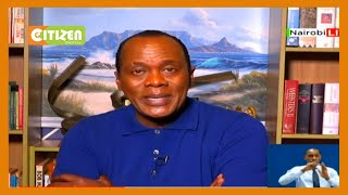 This Thing is Real! Jeff Koinange gives his story in self-isolation   JKLive  