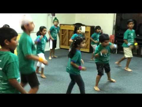 """eb-bollywood-dance-school:-practice-video-for-""""dance-pe-chance""""."""