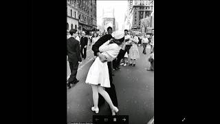 Mandela Effect : Iconic Victory Kiss Photo was a LIE (?!?!?)