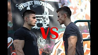 Brother VS Brother - Street Workout War | Street Brothers