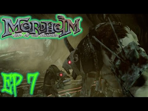 """Water Under the Bridge"" Mordheim: City of the Damned Let's Play Ep. 7"