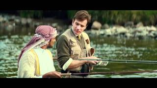 Salmon Fishing In The Yemen - Official Trailer
